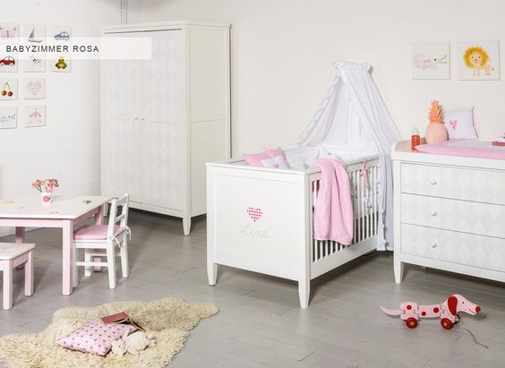 babyzimmer rosa | inspiration | isle of dogs design wuppertal