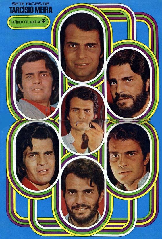 Astros em Revista: TARCISIO MEIRA O MAIOR ASTRO DA TV BRASILEIRA