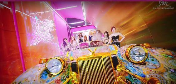 SNSD put online the 'You Think' MV teaser