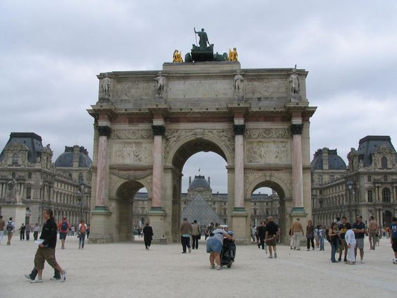 Le Louvre, Paris 2008