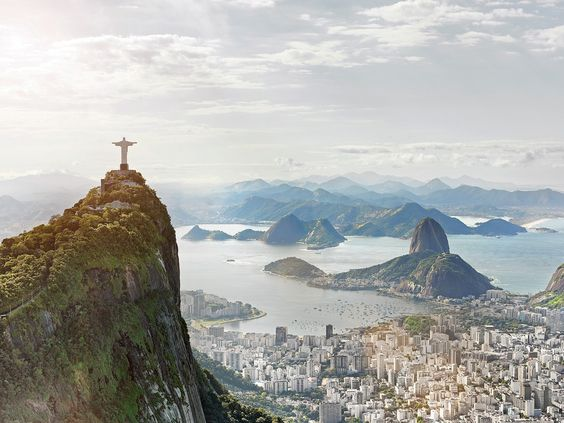 Rio de Janeiro, Brazil  The 50 Most Beautiful Cities in the World - Condé Nast Traveler: