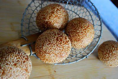 Banh Cam / Vietnamese Sesame Balls Recipe (craftyc0rn3r)