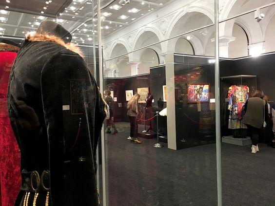Открытие выставки Большого театра в Калининграде. Фото Жени Шведы