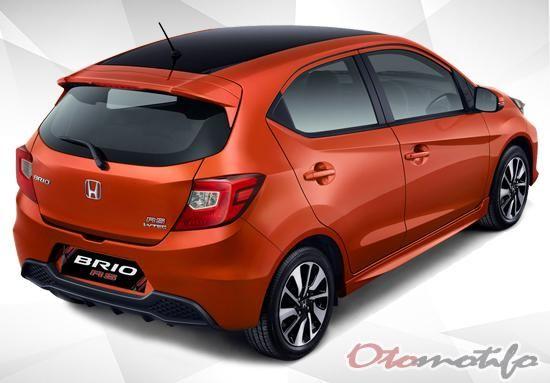 Harga Honda Brio Rs 2020 Spesifikasi Review Terbaru Otomotifo Mobil Honda Mobil Klasik