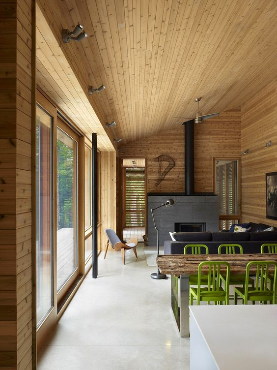 Living Off The Grid - Is A Cabin Right For You?