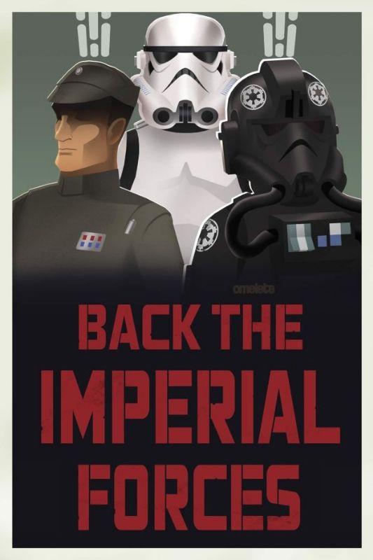 Disney libera seis artes exclusivas e sensacionais de Star Wars Rebels - Canais TV - Herói