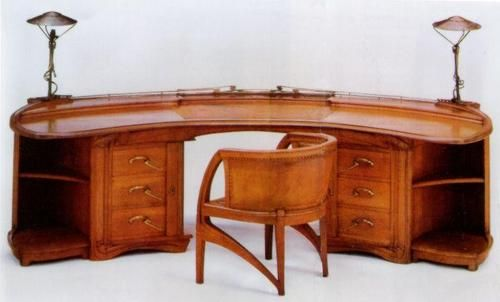 arts and crafts writing desk - Google Search