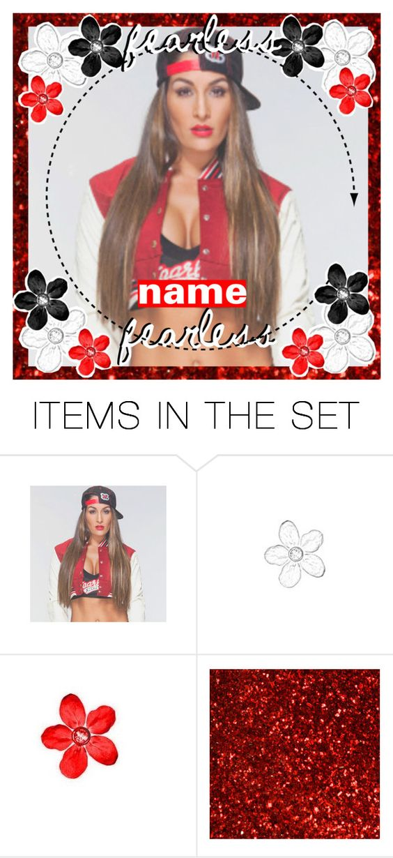 """""""Open Icon//April"""" by wwe-icons ❤ liked on Polyvore featuring art"""
