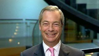 Farage: Clinton is in for a big shock