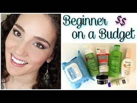 Best Affordable Skincare - Beginner on a Budget