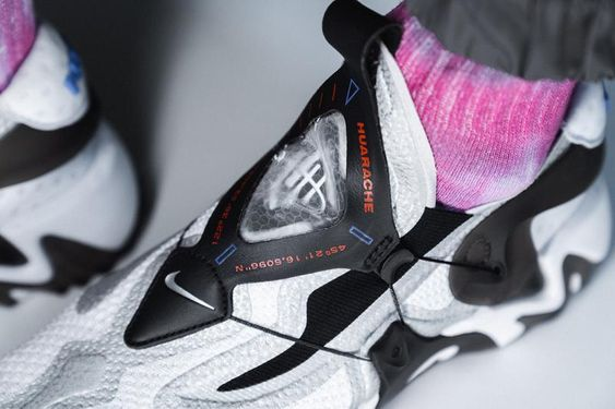 On Feet With Nike S Self Lacing Adapt Huarache
