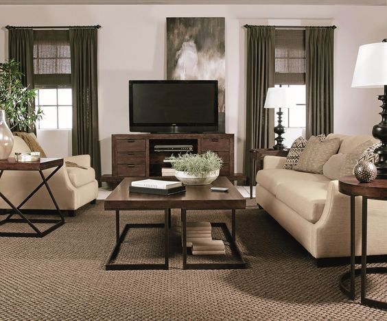 Image Result For Tv In Between Two Windows Living Room Leuke