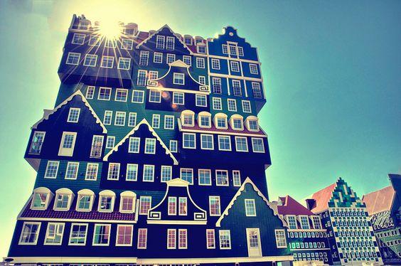 Zaandam, Nederlands
