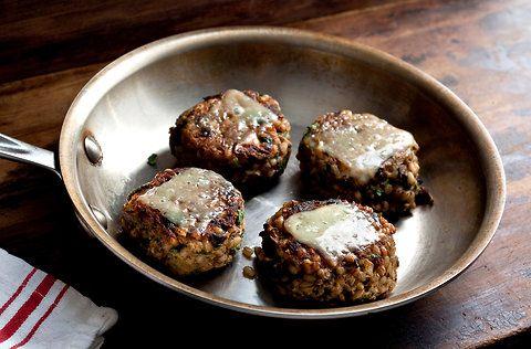 5 Veggie Burger Recipes