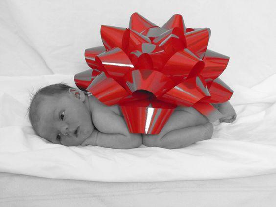 Papai Noel, eu quero meu presente logo!!!