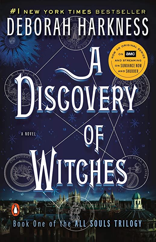 Ebook A Discovery Of Witches A Novel All Souls Trilogy Book 1 By Deborah Harkness