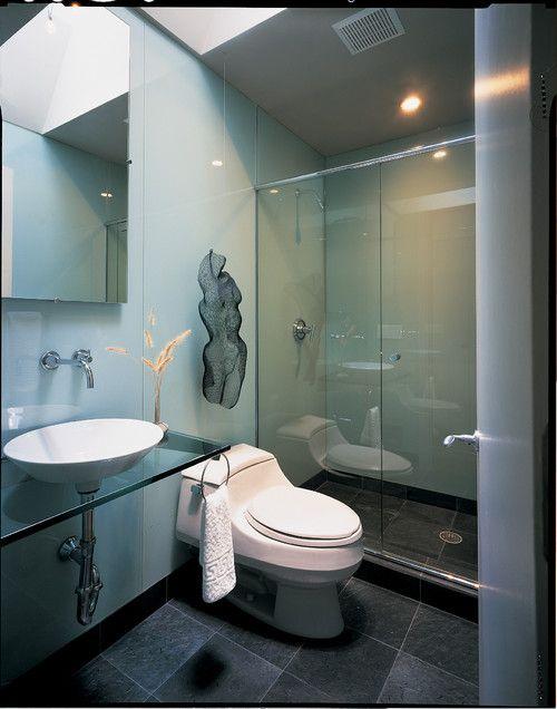 Baños modernos pequeños: fotos con ideas de decoración — idealista ...