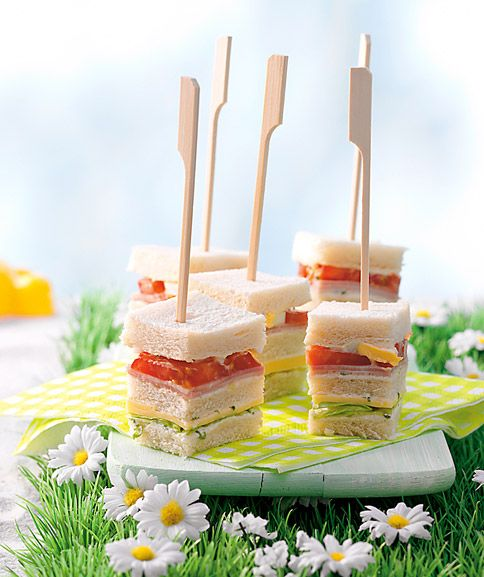 kleine party sandwiches  u2013 msnoel com
