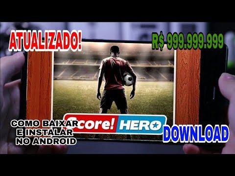 Score Hero Dinheiro Infinito E Vida Infinita 2019 Atualizado Apk