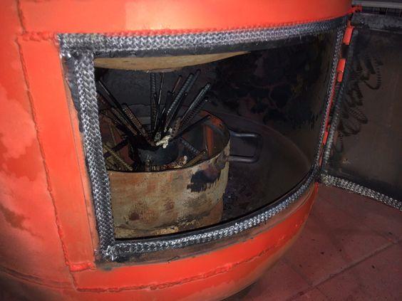 Pinterest the world s catalog of ideas for Heater that burns used motor oil