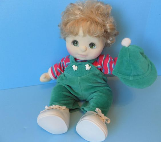 Mattel My Child Boy by asterdaisy on Etsy