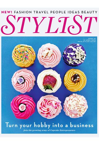 Stylist Issue 25, Cupcake Entrepreneurs