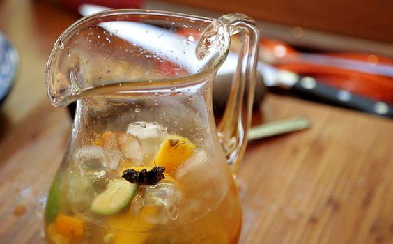 Sangria, moranguete e mais drinques refrescantes para o verão - Receitas - GNT