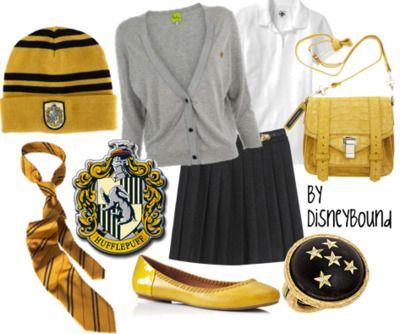 How to dress like a Hufflepuff!: