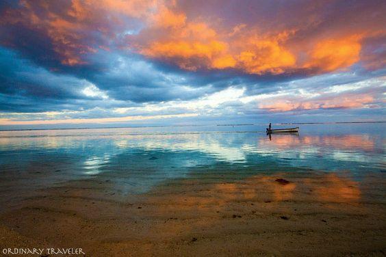Le Morne Mauritius Sunrise