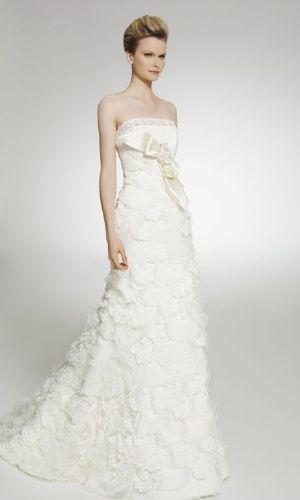 Veja modelos de vestidos de noiva que combinam com a primavera - Casamento - UOL Mulher