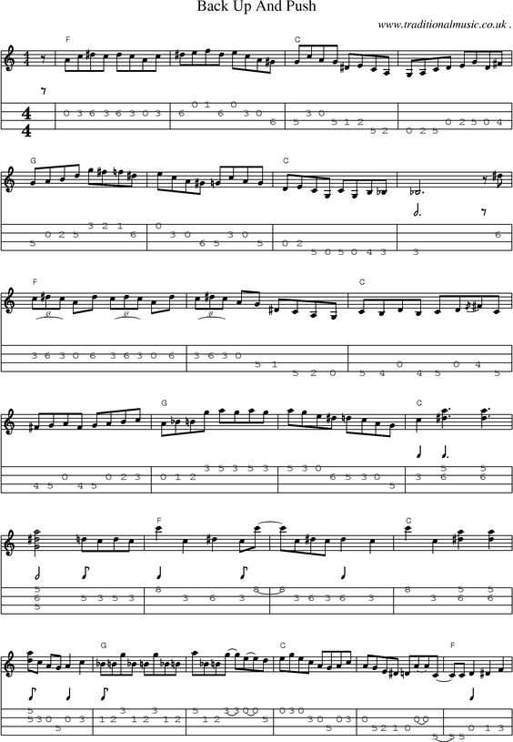 Mandolin mandolin tabs beatles : Scores, Music score and Mandolin on Pinterest