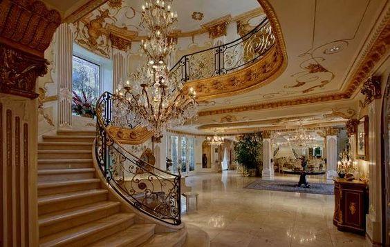 Chateau D or Bel Air California
