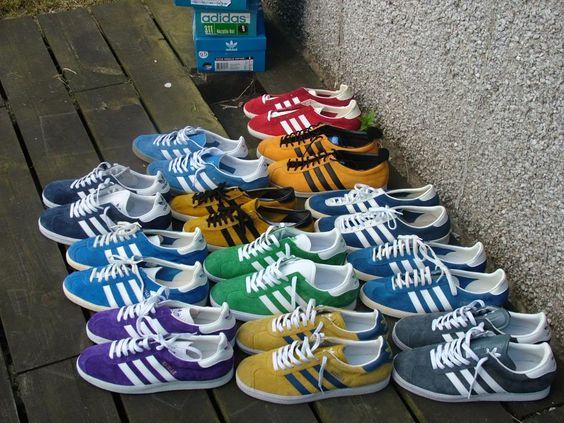 Adidas Gazelle Colores