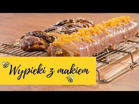 Rolada Makowa Jak Zrobic Domowa Mase Makowa Slodka Kuchnia Pszczolek Youtube Cake Cookies Cake Cookies