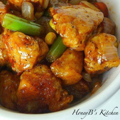 Black pepper chicken, Pepper chicken and Chicken on Pinterest
