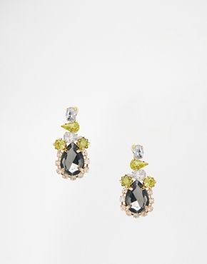 Erin Elizabeth For Johnny Loves Rosie - Blair - Pendants d'oreilles