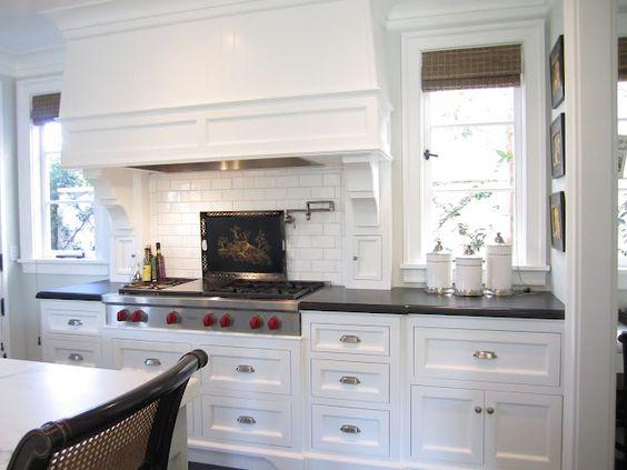 #kitchen #kitchenTrends #DesignerKitchen #LuxuryKitchen Designer Gourmet Kitchen www.OakvilleRealEstateOnline.com