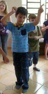 Dançando!!!