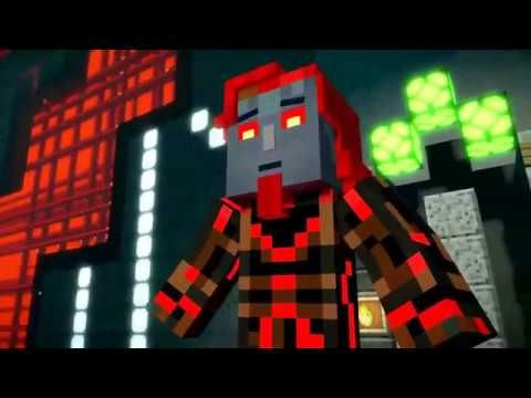 Popularmmos Minecraft Story Mode Season 2 Escape The World
