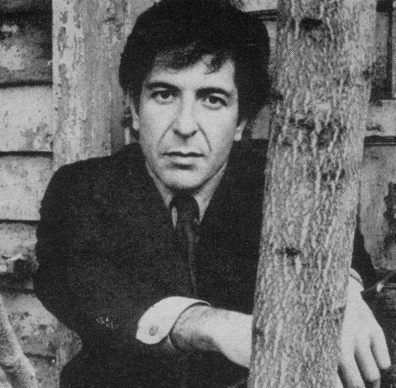 Leonard Cohen. 1969.: