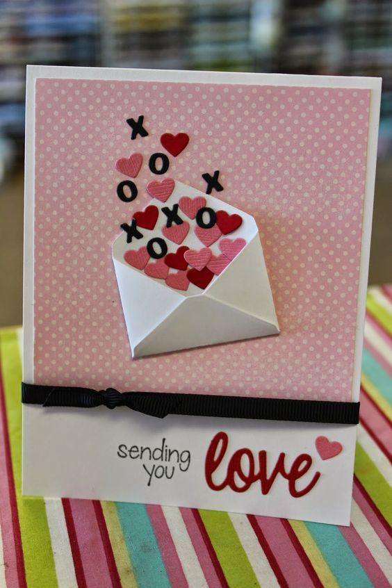 11 Valentine S Day Cards Diy For Him Cute Ideas Valentines Day