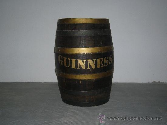 Guinness Barrell