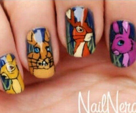 Amazing nail art!!