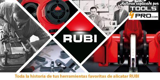 La historia de las herramientas Rubi o rubitools