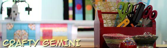 Crafty Gemini :: Vanessa Wilson