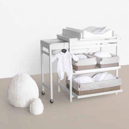 Table A Langer Avec Baignoire Coulissante Comfort Luxe En 2020