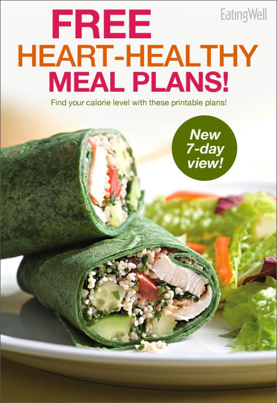 Free meal plans, Free meal and Meals on Pinterest
