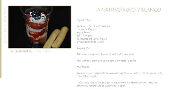 #ClippedOnIssuu from Recetario de aperitivos