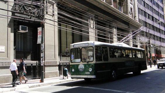 Trolleybus de Valparaíso