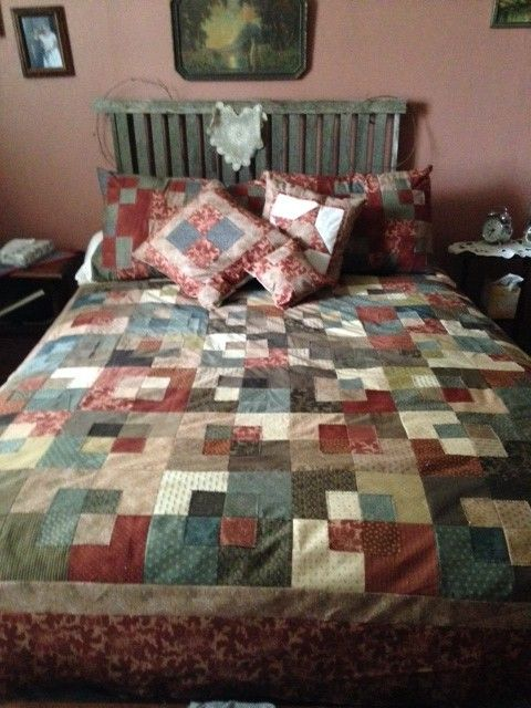Finally!  A quilt for ME!